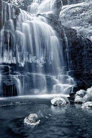 Scaleber Force Falls Ice Rocks
