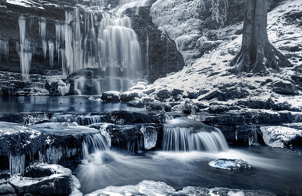 Frozen Scaleber Force Falls