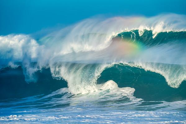 Waves of Rainbow
