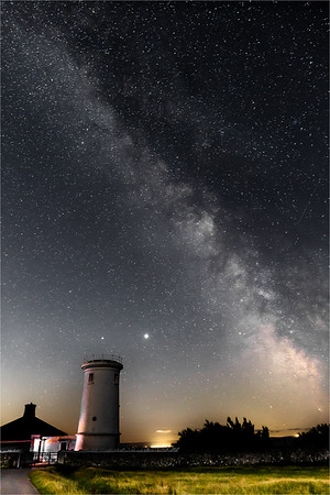 Milky Way shoot at Nash Point, South Wales on the evening of 10th July, 2020 during the Covid-19 lockdown.  Photographer: Dan Minto World copyright 2020 Dan Minto Photography.   All rights reserved. Tel: +44 (0)7414 874985 - mail@danmintophotography.com - www.danmintophotography.com