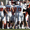 Mercer Football at Austin Peay