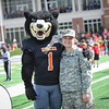 Toby and Soldier Tenn Tech Mercer Football