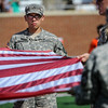 Tenn Tech Mercer Football, rotc, soldier