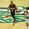 Charlotte against Mercer Tuesday, Dec. 29 at Halton Arena on the UNC-Charlotte Campus. The 49ers won the game 91-80.