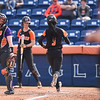 Mercer Softball vs. Evansville (Feb. 17, 2017)