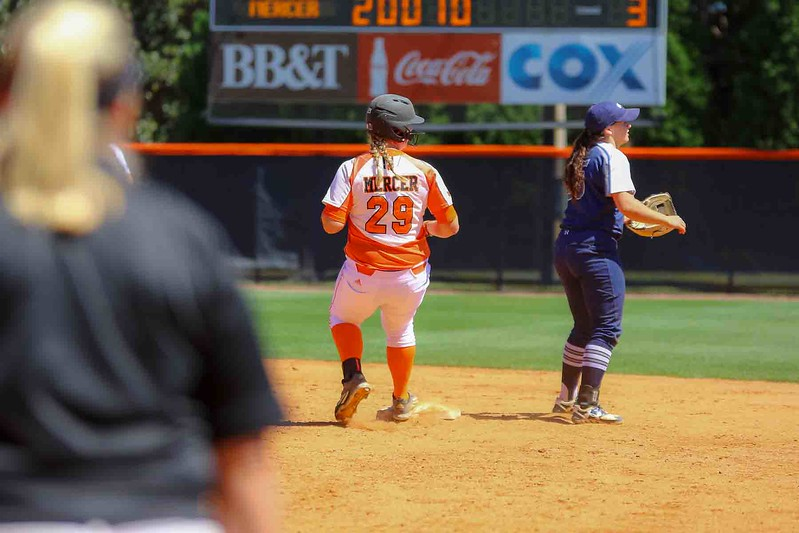 Mercer Softball vs. UNCG