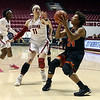 Kahlia Lawrence<br /> Mercer Women's Basketball at Alabama
