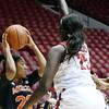 Kayla Potts<br /> Mercer Women's Basketball at Alabama