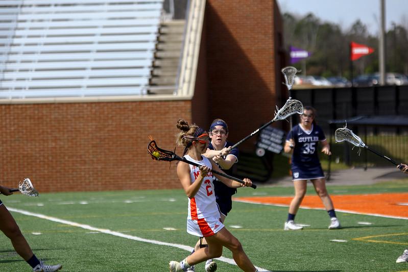 Mercer Women's Lacrosse vs. Butler