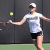 Mercer Women's Tennis at Auburn (Feb. 17, 2017)