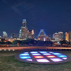 Austin Skyline from the Long Center