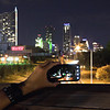 Austin Skyline ~ Frame within Frame
