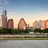 Austin Skyline from the Long Center