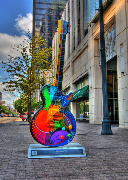 Vibrancy Guitar