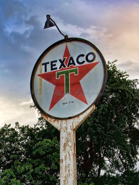 Texaco Rusty