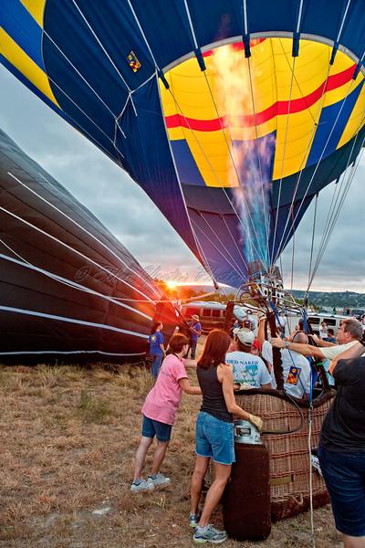 Hot Air Balloon Travel