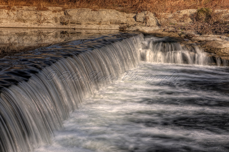 Brushy Creek Waterfall