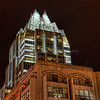 The Frost Bank Building in Downtown Austin Texas