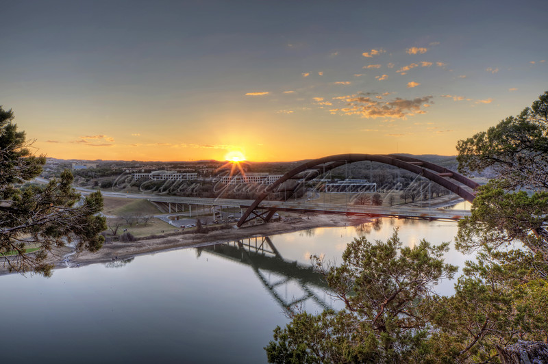 Pennybacker Sunset