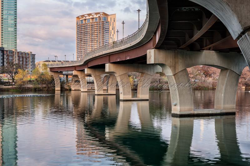 The Lamar Boulevard Bridge