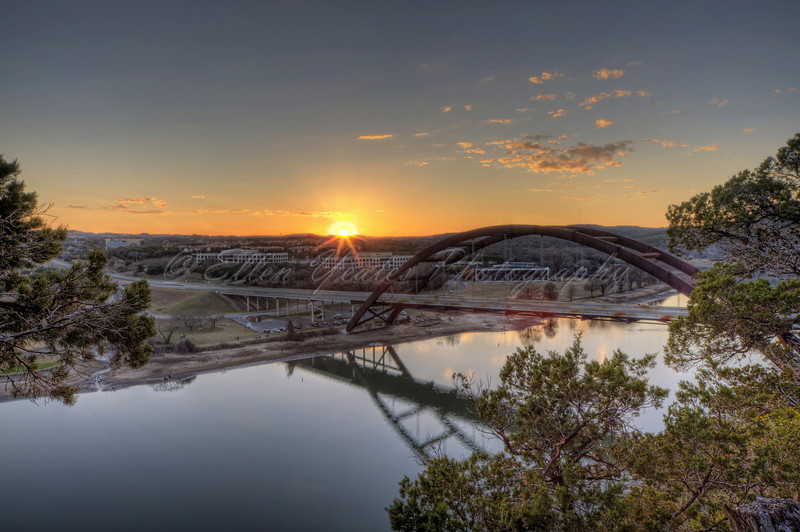 Pennybacker Sunset