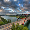 <b>Sunrise - Pennybacker Bridge</b>