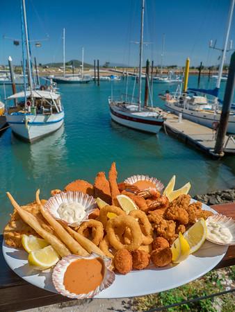 Fish and Chips, Bowen