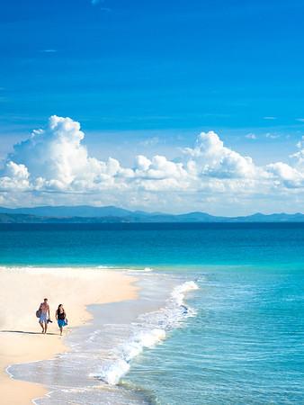 Fishermans Beach - Great Keppel Island