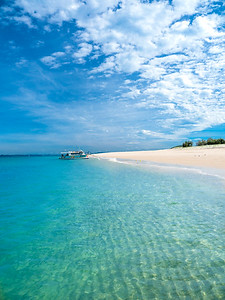 Fishermans Beach - Great Keppel Island