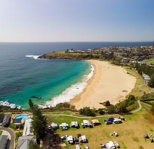 Kendalls Beach Kiama