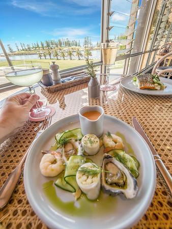 Yves restaurant Kiama