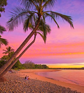 Tropical Mackay Sunset