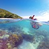 Snorkelling Keswick Island