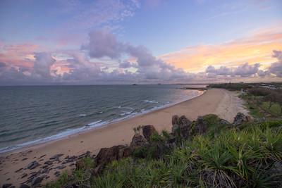 Lambert's Beach Sunset