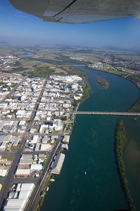 Mackay River and CBD