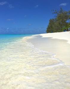 North West Island beaches