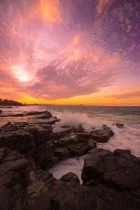 Mooloolaba Sunset
