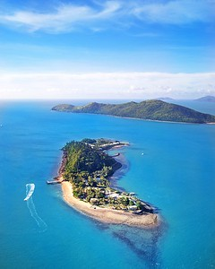 Daydream Island and the Whitsundays
