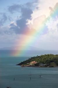 Whitsundays Rainbow