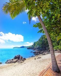 Daydream Island views