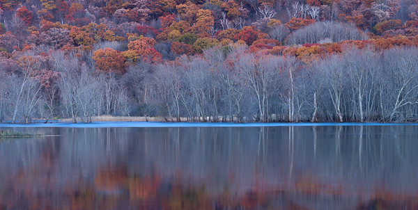 Haunting Reflections Panoramic