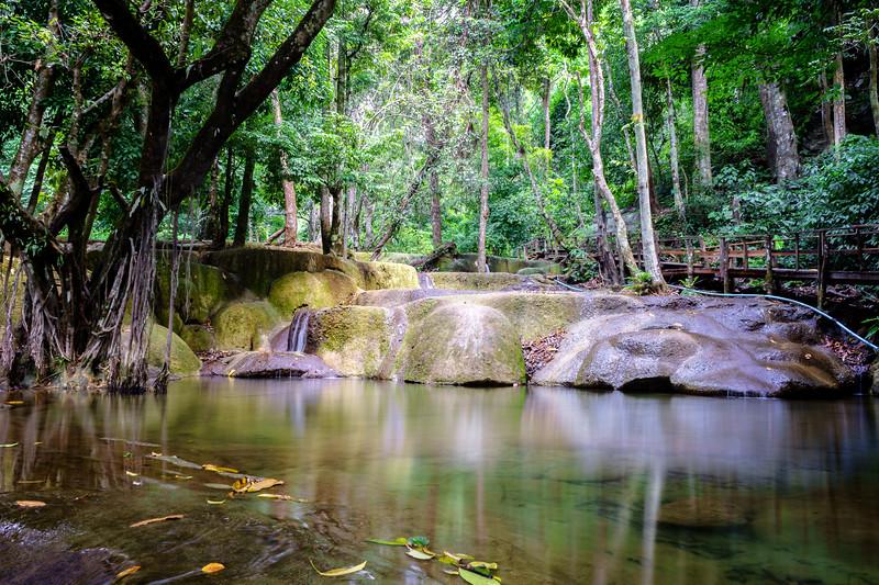 Tad Sae Falls, Luang Prabang
