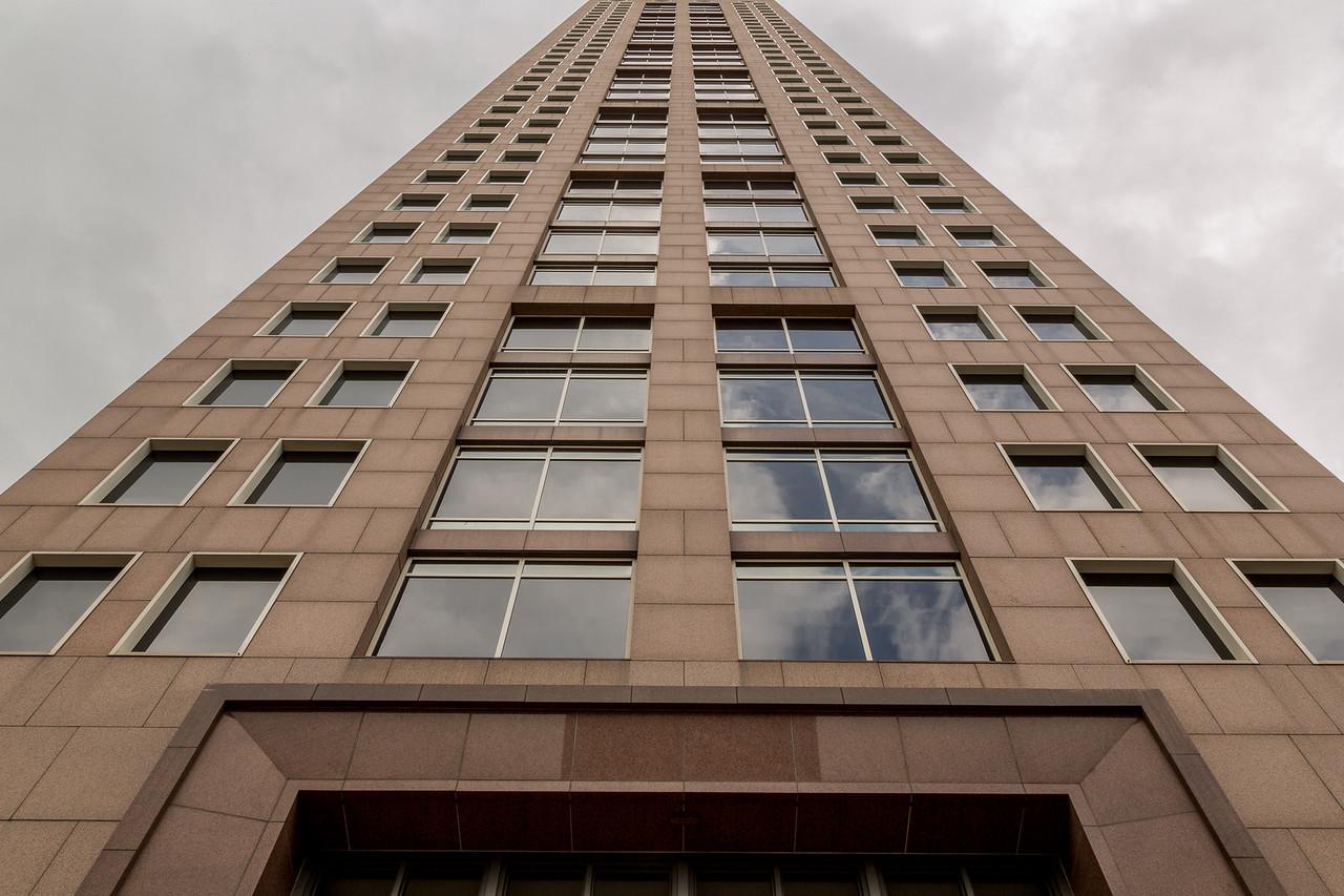 Tall Buildings of Boston