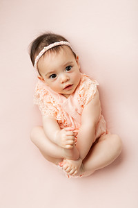Baby 3-5 Months Photoshoot