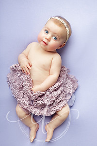Baby Girl 3-5 Months Photoshoot
