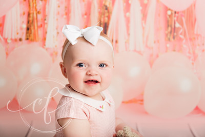 First Birthday Photoshoot
