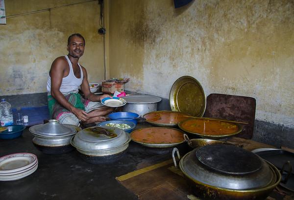 Restaurant owner, Teknaf