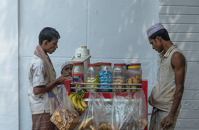 Food street vendor