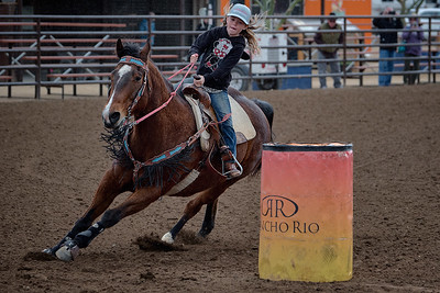 3/15/18 SY Barrel Racing
