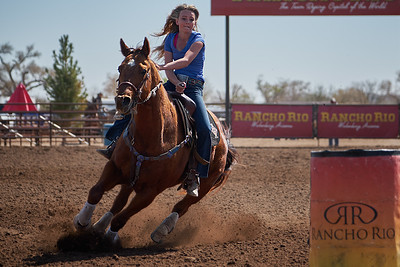 3/1/18 SY Barrel Racing